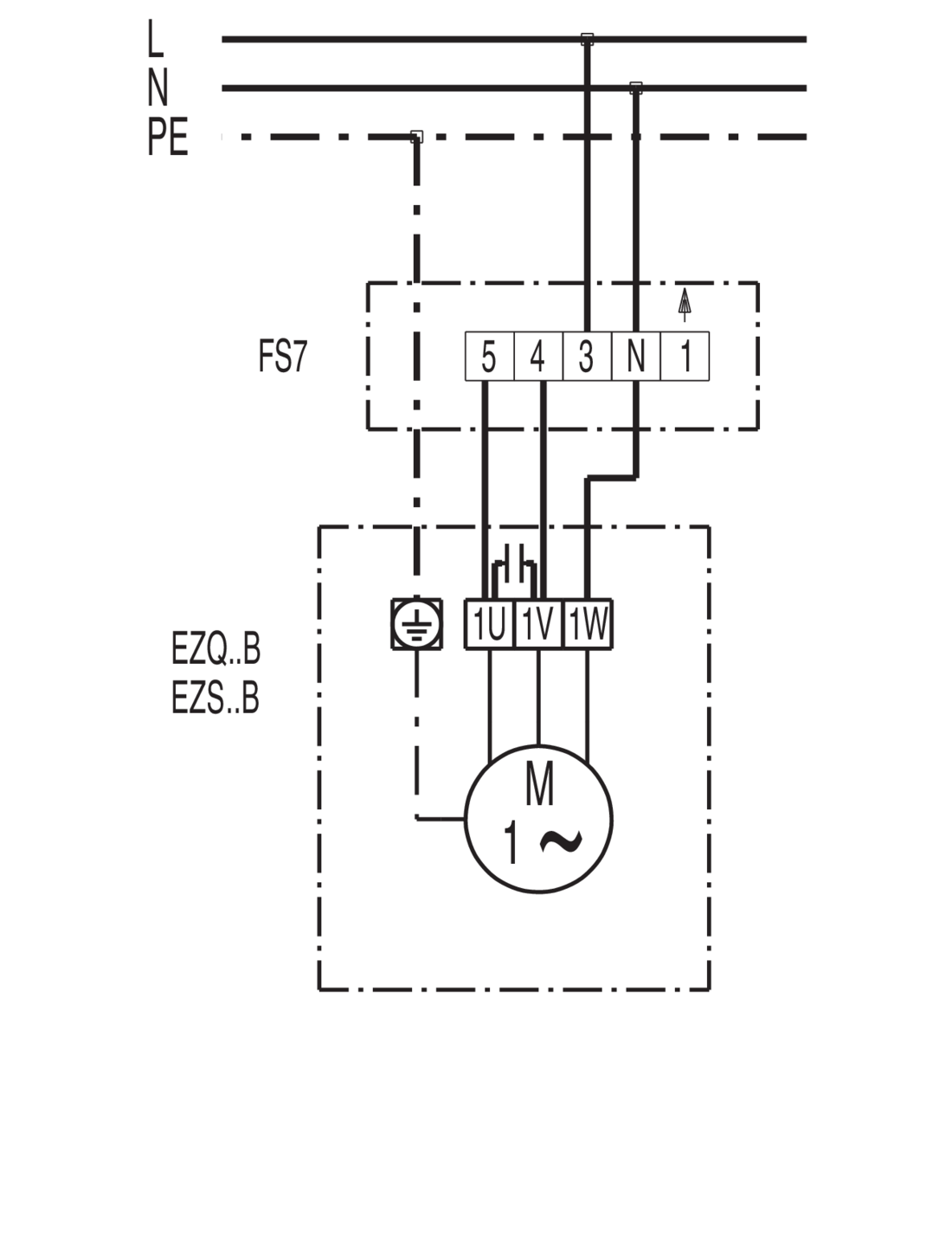 Ventilation Solutions For Residential And Industrial Use Shaded Pole Motor Wiring Diagram Ezq 50 8 B