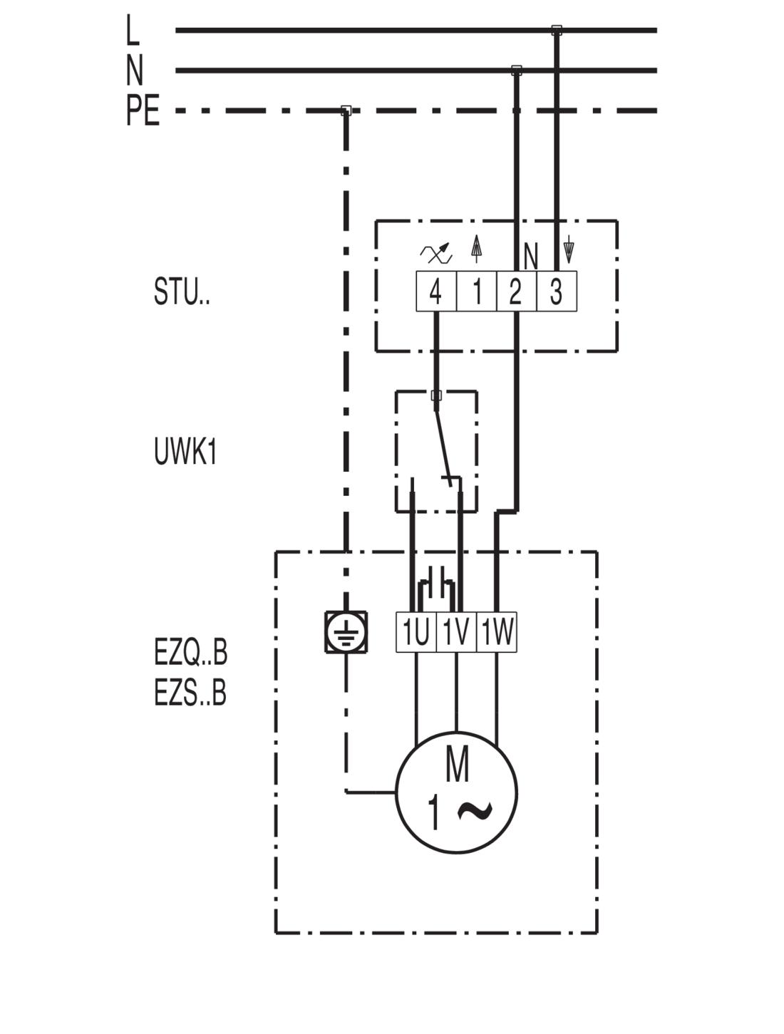 axial wall fan ezq 20  2 b