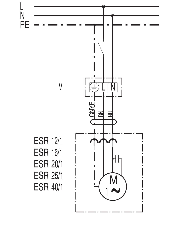 Esr 31 S Maico Duct Fan Wiring Diagram With Erh 16 2 R Electric Air Heater