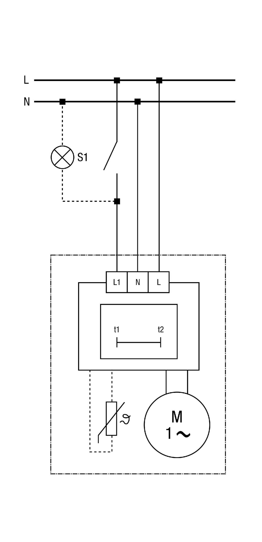 Super Kleinraumventilator ECA 100 ipro VZC | MAICO HN69