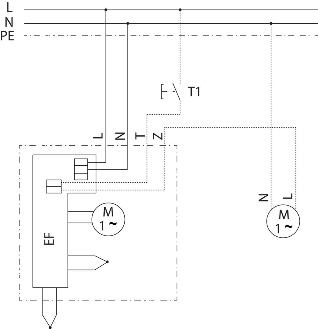 Ake 100 Maico Dehumidifier Wiring Diagram Ef Dehumidification Control